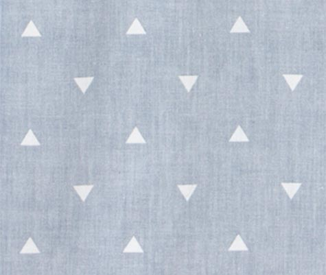 Lacoste Live Chambray Triangle Print